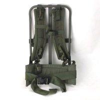 米軍 アリスパック フレーム + ウエストパッド +ショルダーストラップ付き #1