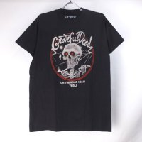 グレイトフルデッド ON THE ROAD AGAIN Tシャツ 【M】 【新品】 オフィシャル【メール便可】