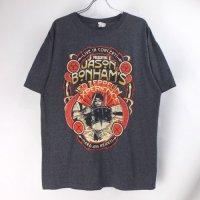 ジェイソンボーナム 2013年 ツアーTシャツ 古着 レッドツェッペリン 【メール便可】