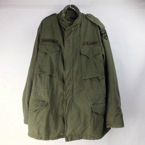 M-65 フィールドジャケット サード ML 米軍 実物