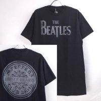 (L) ビートルズ LONELY HEARTS Tシャツ (新品) 【メール便可】