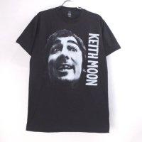 (L) キースムーン WHO Tシャツ (新品) 【メール便可】