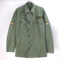 米軍 オールド ユーティリティシャツ リサイズXS #2