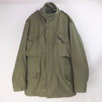 M-65 フィールドジャケット セカンド MR アルミジップ