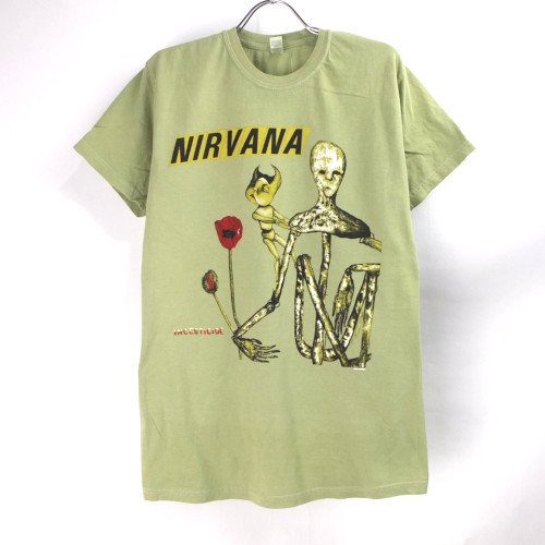 (M) ニルヴァーナ INSECTICIDE Tシャツ (新品)【メール便可】