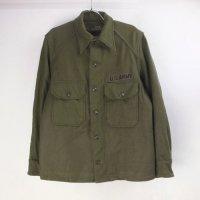 米軍 ウール フィールド シャツ 50's  M