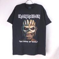 (L) アイアンメイデン THE BOOK OF SOULS Tシャツ(新品)【メール便可】