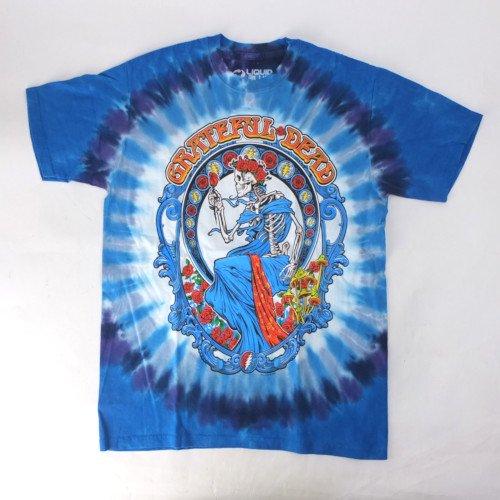 (M) グレイトフルデッド Vintage Bertha  タイダイ Tシャツ (新品) GRATEFUL DEAD【メール便可】