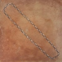ナバホ サリーシャーリー シルバー ネックレス  チェーン タイプ A 61cm