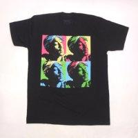 (L) 2PAC TUPAC POP ART Tシャツ (新品)【メール便可】
