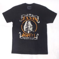 (L) ジャニスジョップリン LIVE Tシャツ (新品) 【メール便可】