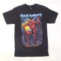 (M) アイアンメイデン LEGACY OF THE BEAST  Tシャツ (新品) 【メール便可】
