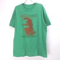 soil & water マーチンルーサーキングjr  Tシャツ (古着) 【メール便可】(sale商品)