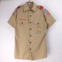 ボーイスカウトシャツ  GULF RIDGE COUNCIL 半袖【メール便可】(sale商品)