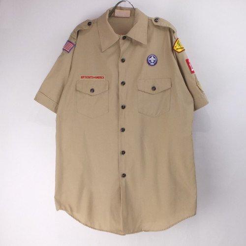 ボーイスカウトシャツ  ALOHA COUNCIL  半袖【メール便可】