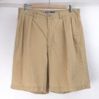 ラルフローレン ショーツ KHAKI #2 W33- Ralph Lauren POLO(sale商品)