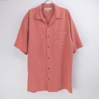 トミーバハマ 半袖 シルクシャツ SLM  #7 Tommy Bahama【メール便可】