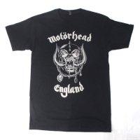 (M) モーターヘッド ENGLAND  Tシャツ (新品) オフィシャル【メール便可】