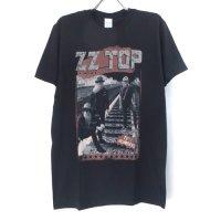 (M) ZZ TOP HOMBRES Tシャツ (新品) オフィシャル 【メール便可】