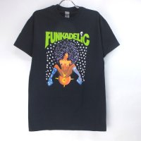 (M) ファンカデリック AFRO GIRL Tシャツ (新品) オフィシャル 【メール便可】