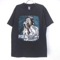 ポールマッカートニー ツアー Tシャツ 古着【メール便可】 PAUL MCCARTNEY