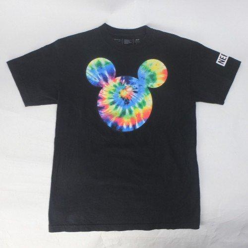 ミッキーマウス MICKEY MOUSE NEFF Tシャツ 古着【メール便可】(sale商品)