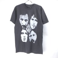 (L) フー THE WHO DISTRESSED 4 FACESTシャツ (新品) 【メール便可】