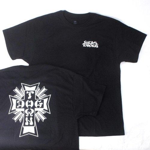 (XL) スイサイダルテンデンシーズ  DOGTOWN  Tシャツ (新品) 【メール便可】