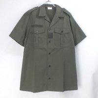 (35-36)フランス軍 半袖 チャドシャツ デッドストック ミリタリー【メール便可】