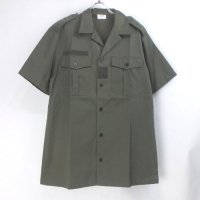 (39-40)フランス軍 半袖 チャドシャツ デッドストック ミリタリー【メール便可】