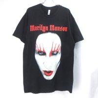 マリリンマンソン  Tシャツ 古着【メール便可】