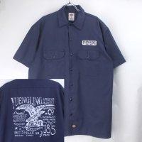 ディッキーズ 半袖 ワークシャツ #6【メール便可】