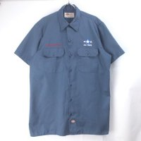 ディッキーズ 半袖 ワークシャツ #13【メール便可】