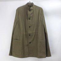 チェコ軍 マオカラー ワークジャケット #14 デッドストック