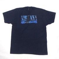 (XL) ニルヴァーナ Nevermind NAVY Tシャツ オフィシャル (新品【メール便可】