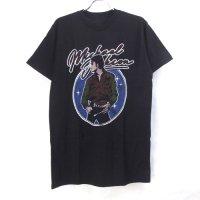 (L) マイケルジャクソン Varsity Jacket Tシャツ  オフィシャル (新品)【メール便可】