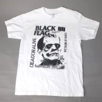 ブラックフラッグ Tシャツ 古着【メール便可】