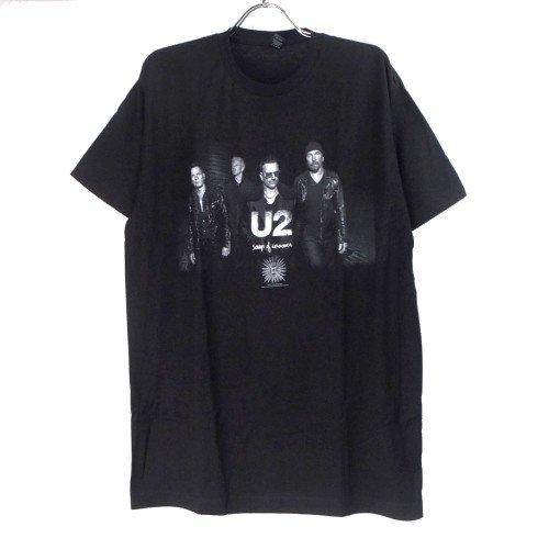 (L) U2 song of innocence Tシャツ (新品) オフィシャル【メール便可】