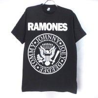ラモーンズ Tシャツ BLK 古着【メール便可】