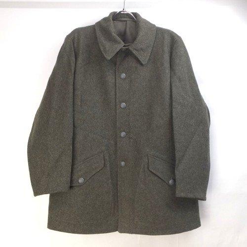 スウェーデン軍 ウールジャケット #1 デッドストック  袖丈上げ