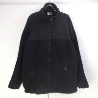 ECWCS  ポーラテック フリースジャケット BLACK (L) USED 米軍 実物