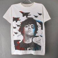 (M)グリーンデイ WHT Tシャツ (新品)  【メール便可】