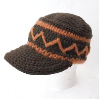 MIX KNIT CAP (KHOL) (新品)