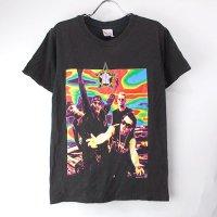 U2 ズーロッパツアー 93 リサイズ Tシャツ リペア (古着)  サイズ【リサイズSぐらい 】   【メール便可】