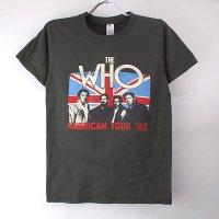 (M)ザ・フー Tシャツ (新品)WHO   【メール便可】