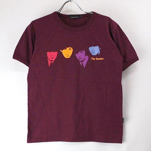 ビートルズ  WIN Tシャツ (古着)  【S 】   【メール便可】