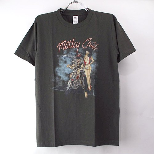 (M)モトリークルー #2  Tシャツ(新品)   【メール便送料無料】