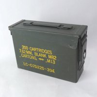 (S) 米軍 アンモボックス 中古