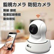 監視カメラ TFカード録画 セット カメラ セキュリティカメラ 防犯カメラ LED照射 赤外線 暗視 記録 常時録画 高画質 HX-I2110T2-T60810