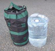 水重りセット 10kg用水重り1個+砂袋1枚定価¥8,640➡30%OFF